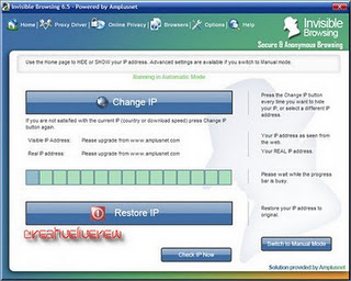 how to download without being traced